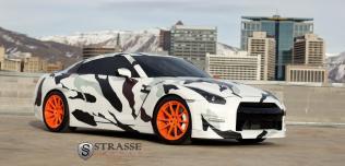 Nissan GT-R Strasse Forged