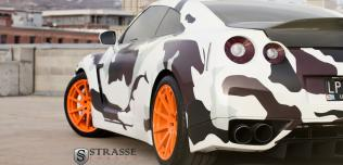 Nissan GT-R Strasse Forged