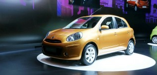 Nowy Nissan Micra IV - model 2010