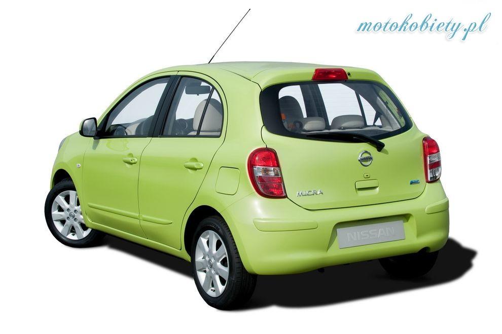 Nowy Nissan Micra IV - model 2010