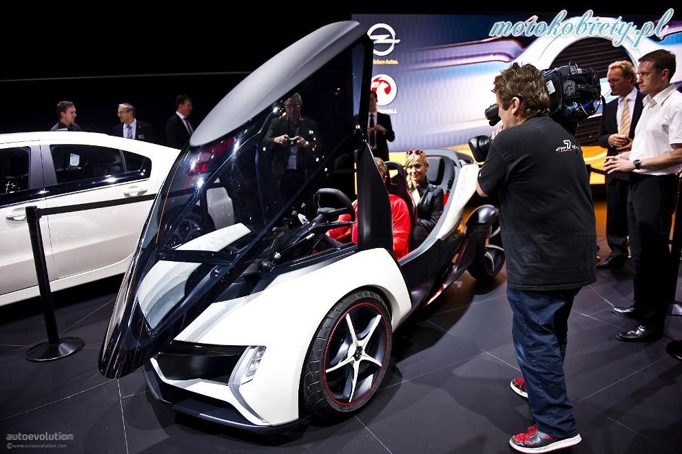 Opel RAK Concept Frankfurt 2011
