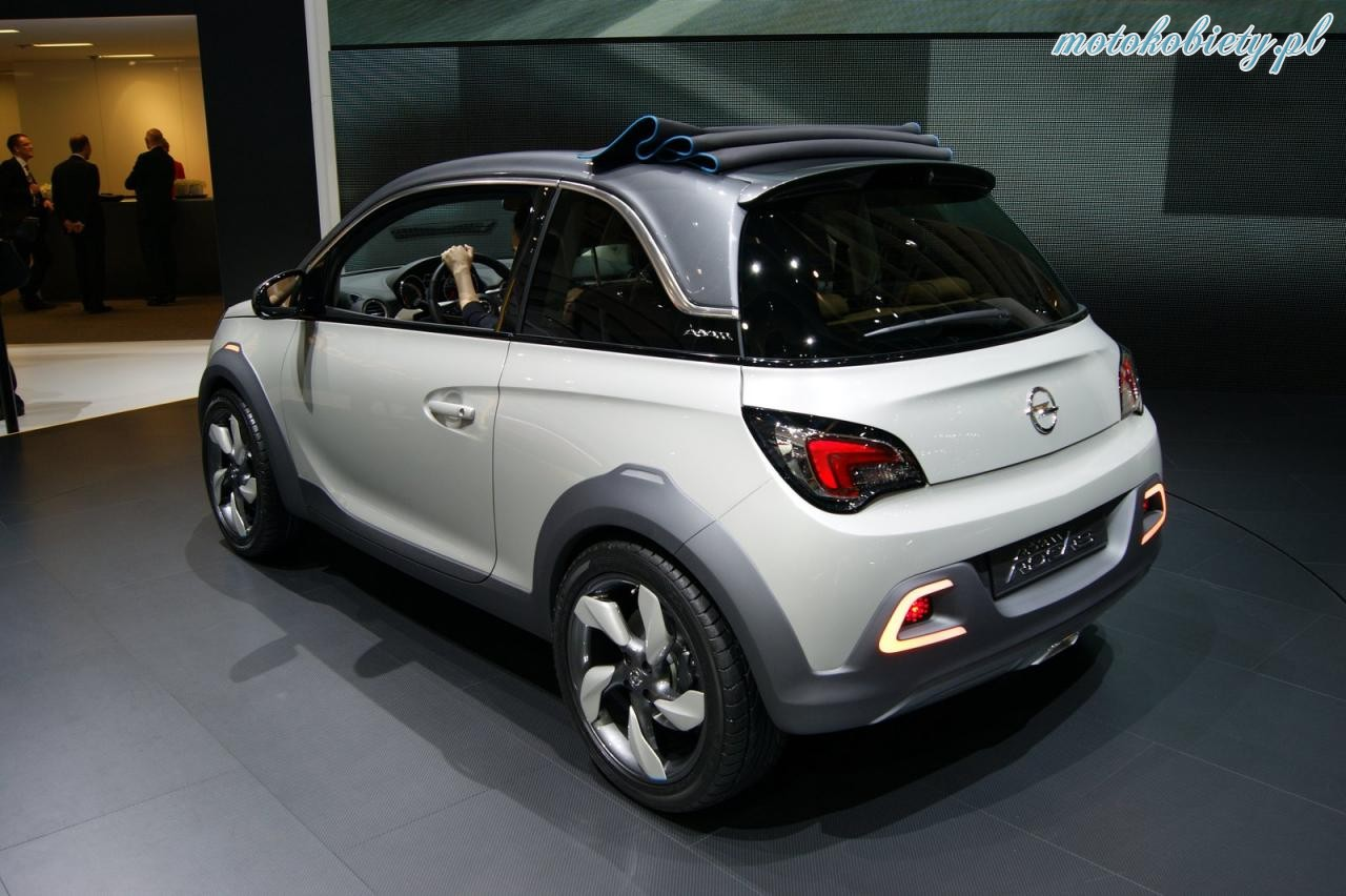 opel adam rocks concept 06. Black Bedroom Furniture Sets. Home Design Ideas