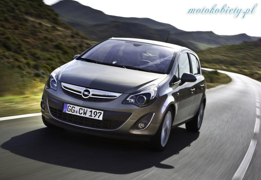 Nowy Opel Corsa