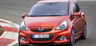 Opel Corsa OPC Nurburgring Edition 2011
