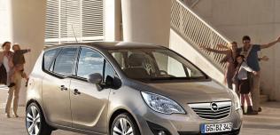 Opel Meriva II