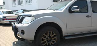 Nissan Navara Folien Center