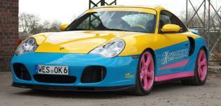 Porsche 911 OK-Chiptuning