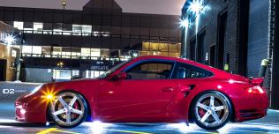 Porsche 997 Turbo D2Forged