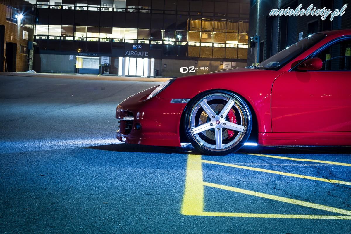 Porsche 997 Turbo D2Forged