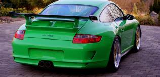 Porsche 911 GT3 RS Kaege