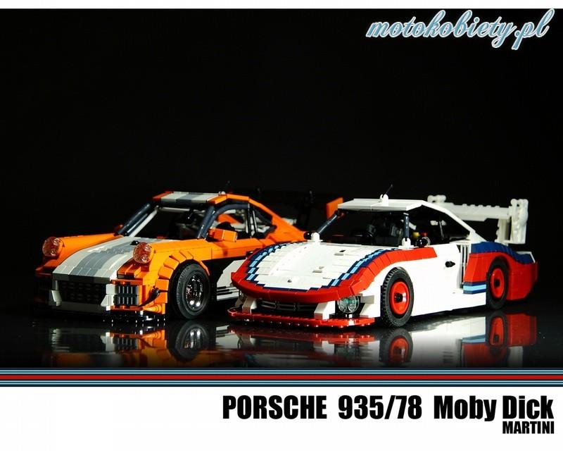 1978 Porsche 935 Moby Dick