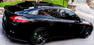 Porsche Panamera Colorss Motorsport