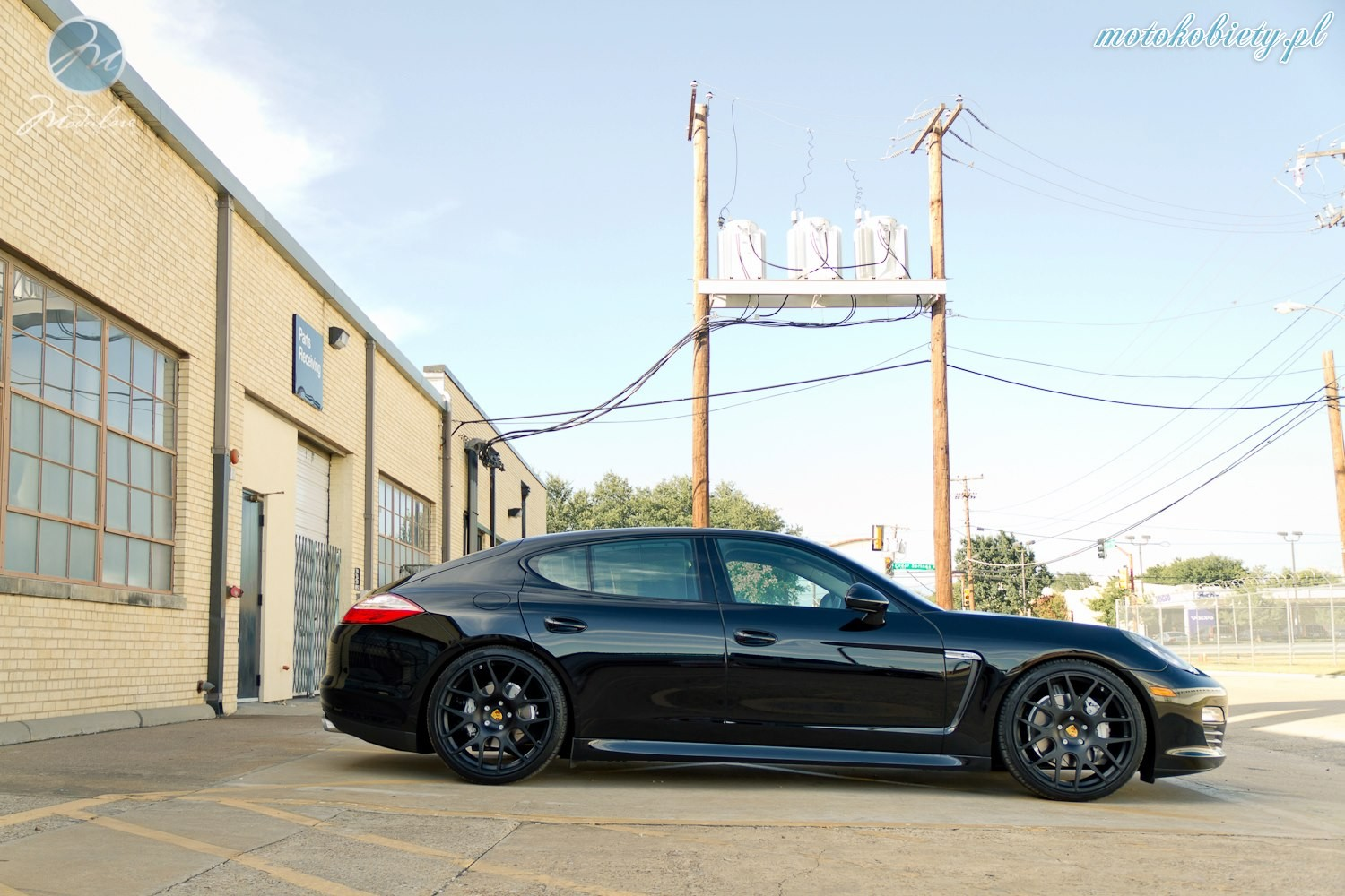 Porsche Panamera Modulare Forged Wheels