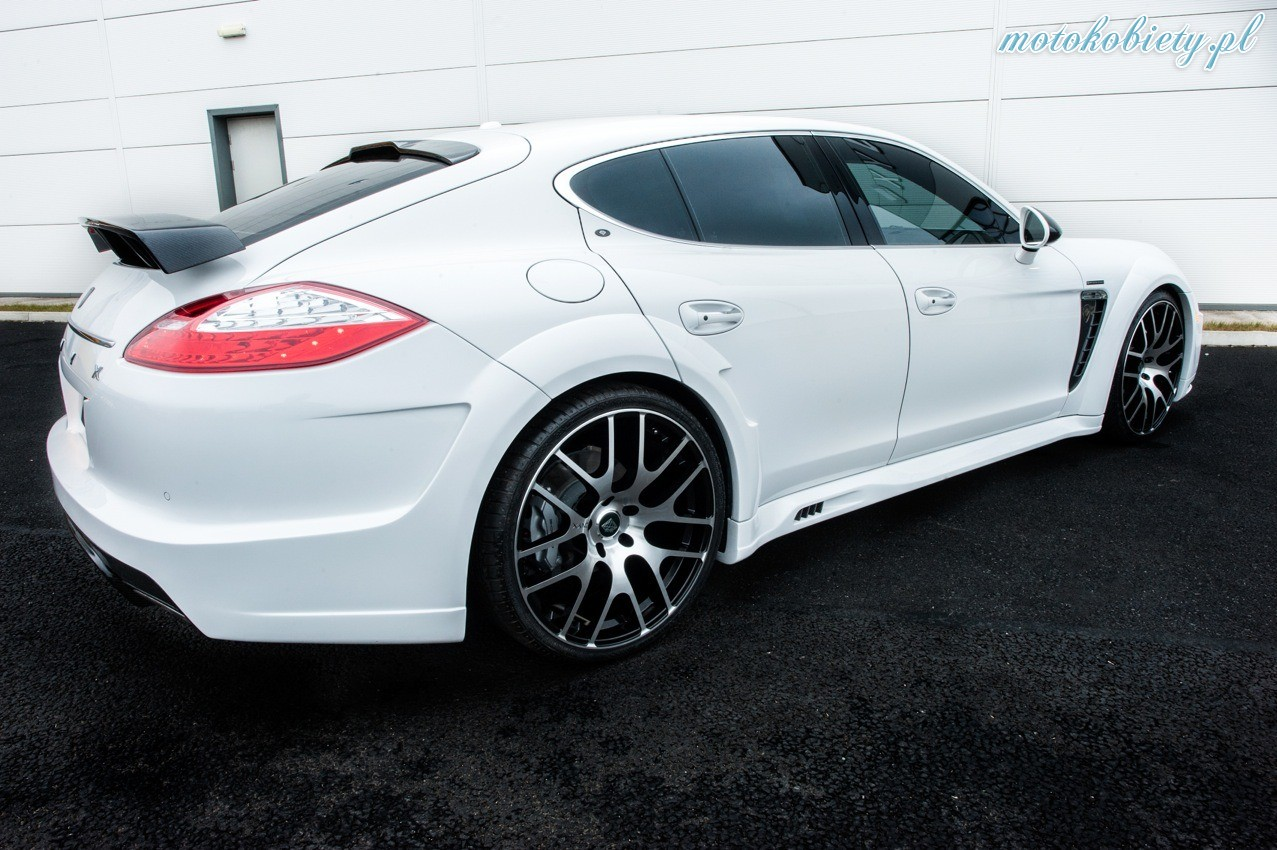 Porsche Panamera Onyx