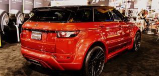 Range Rover Evoque Hamann