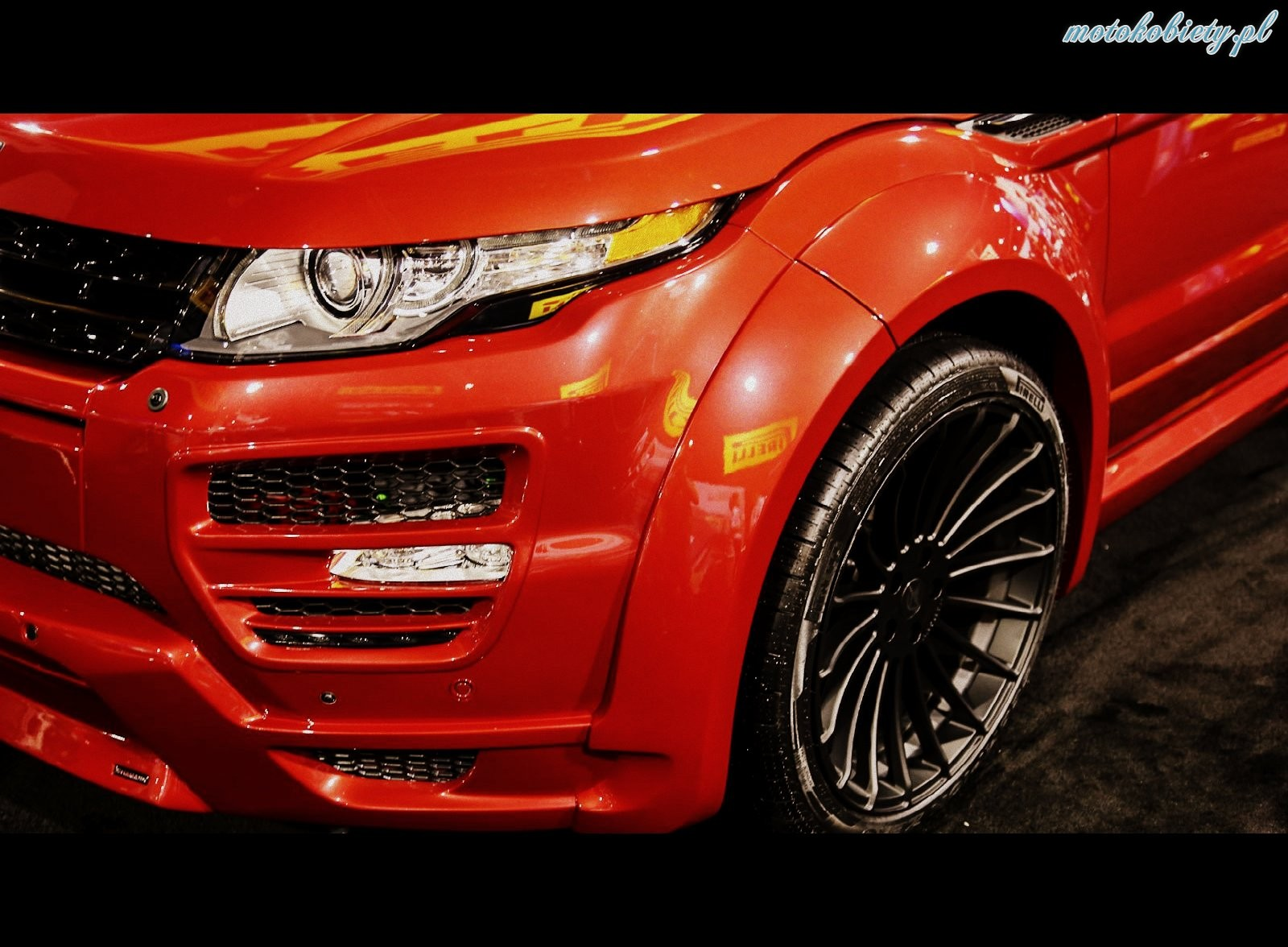 Range Rover Evoque By Hamann 1 At Range Rover Evoque By Hamann | Auto ...