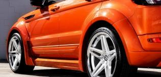 Vesuvius Range Rover Evoque Ultimate Auto