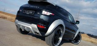 Range Rover Evoque Horus
