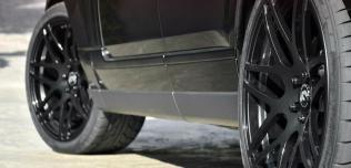 Range Rover Coastline Motorsports