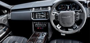 Range Rover Vogue Black Label Edition