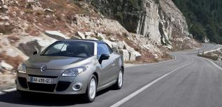 Nowy Renault Megane Coupe Cabrio 2010