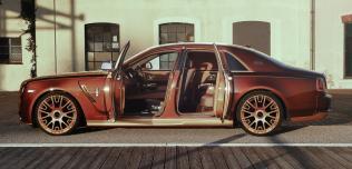 Rolls Royce Ghost Series II Mansory