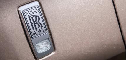 Rolls-Royce Sunrise Phantom