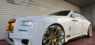 Rolls-Royce Wraith Office-K