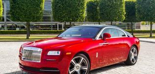 Rolls Royce Wraith Inspector Morse