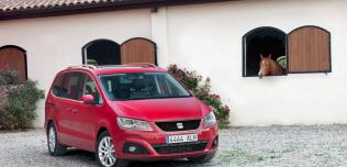Seat Alhambra 4WD