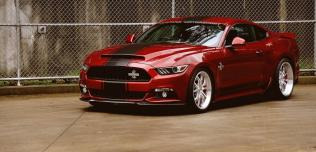 Shelby Mustang Supersnake RHD