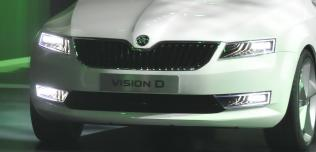 Skoda Vision D Concept