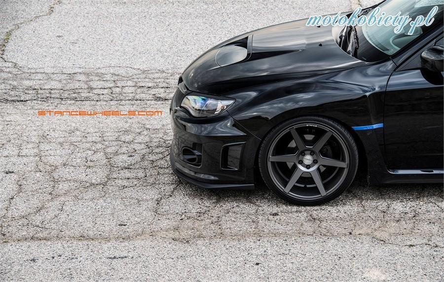 Subaru WRX Vader Style