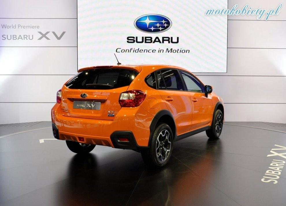 SUV Crossover Subaru 4x4 Subaru XV Frankfurt Motor Show