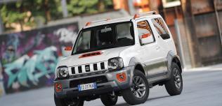 Suzuki Jimny Street Edition