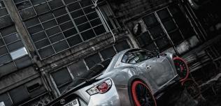 Toyota GT86-R Marangoni Eco Explorer