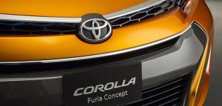 Toyta Corolla Furia Concept