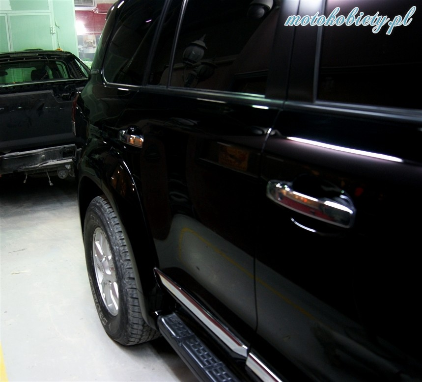 Toyota Land Cruiser Royal Customs