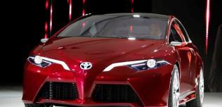 Toyota NS4 Concept - Detroit