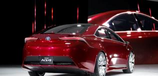 Toyota NS4 Concept