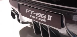 Toyota FT-86