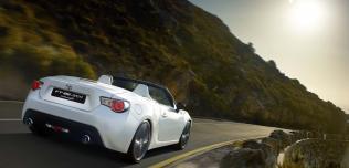 Toyota GT86 Open Top Concept