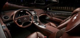 Mercedesa SL R230 Vilner