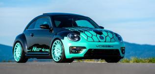 VW Beetle Vossen
