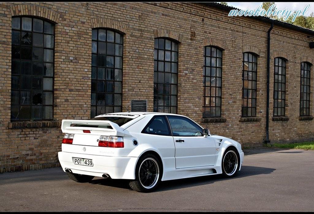 white Corrado image