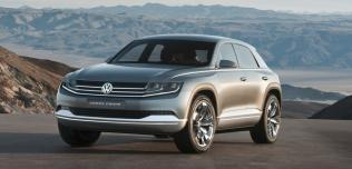 Volkswagen Cross Coupe Concept