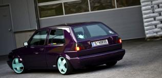 VW Golf II