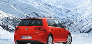 VW Golf VII 4Motion