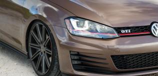 Volkswagen GTI Vossen
