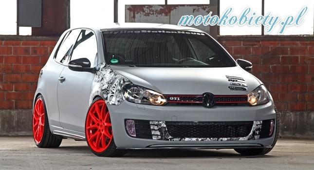 VW Golf GTI CFC